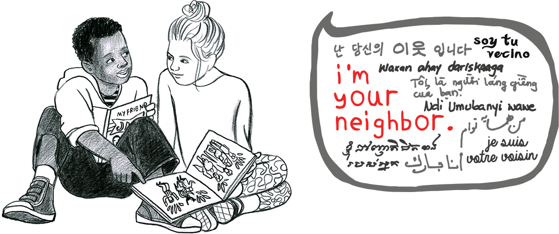 I'm Your Neighbor Books